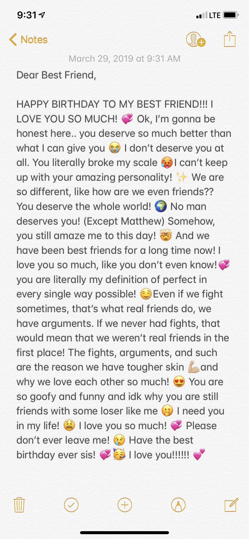 Dear Best Friend Kutipan Persahabatan Terbaik Ungkapan Romantis Teks Lucu