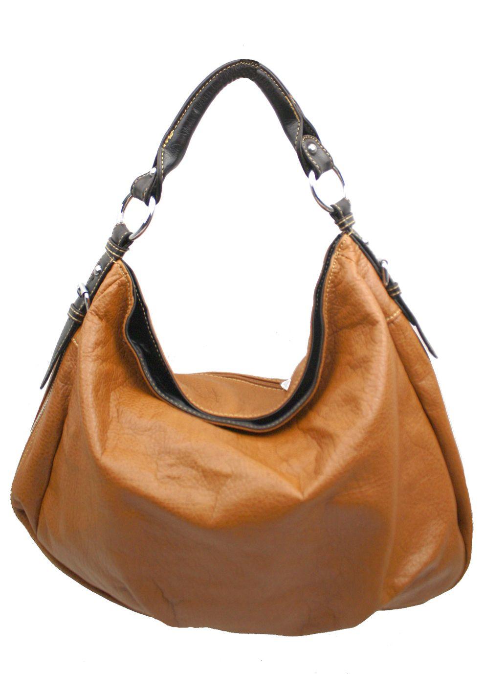 667d473a46 Conti Moda Handbags Faux Leather Handbag - Camel