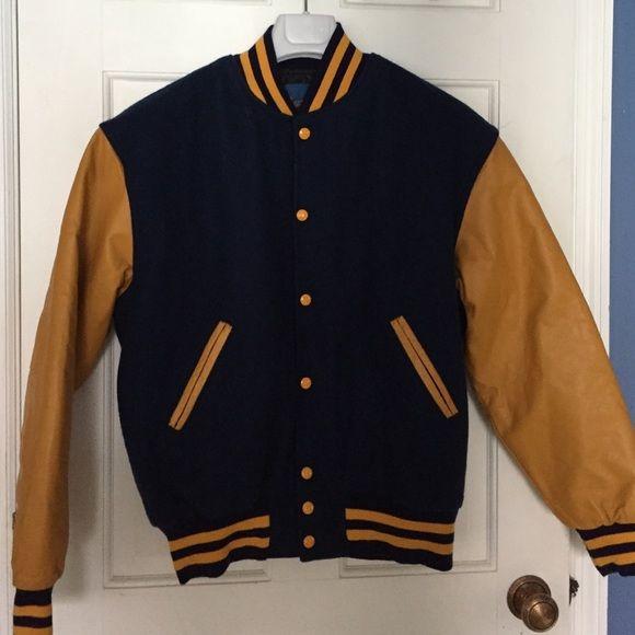 Sportswear Size M Jacket Gem Varsity QdBeroCxW