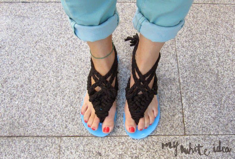 Macrame Sandals Diy Diy Leather Sandals Diy Sandals Diy Shoes