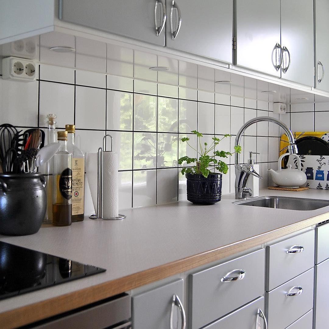 34 Best Kitchen Countertop Organizing Ideas For 2019: Bildresultat För Bånkskiva Perstorp