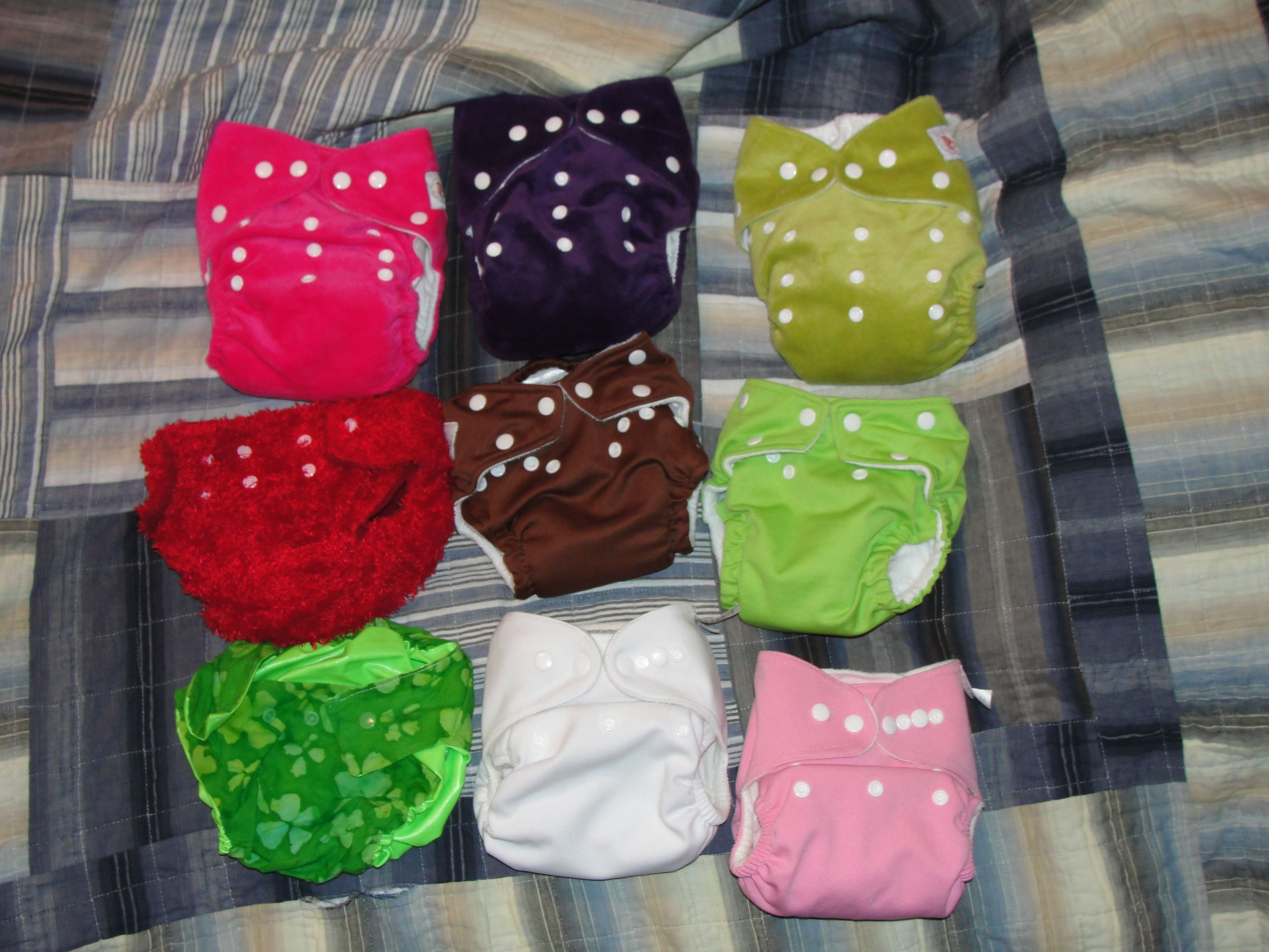 ***SOLD*** Various pockets and covers