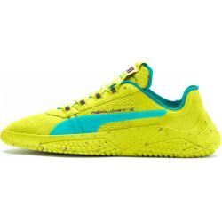Photo of Puma Replicat X Fluro Unisex Sneaker gelb Puma