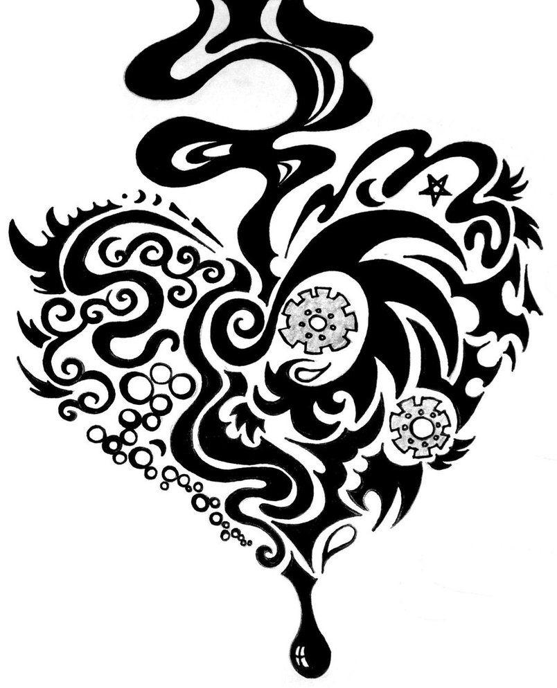 Heart Pumpkin Carving Designs Stencils | Joker Pumpkin Stencil ...