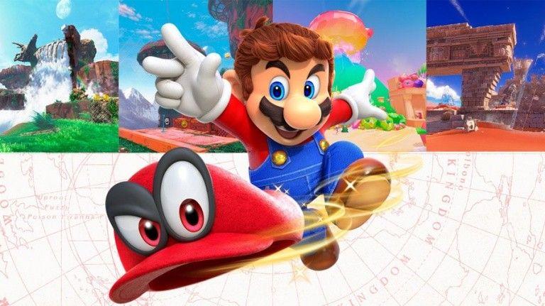Nintendo Direct Super Mario Odyssey Accueille Un Mode En Ligne En Fevrier Nintendo Super Mario Mario