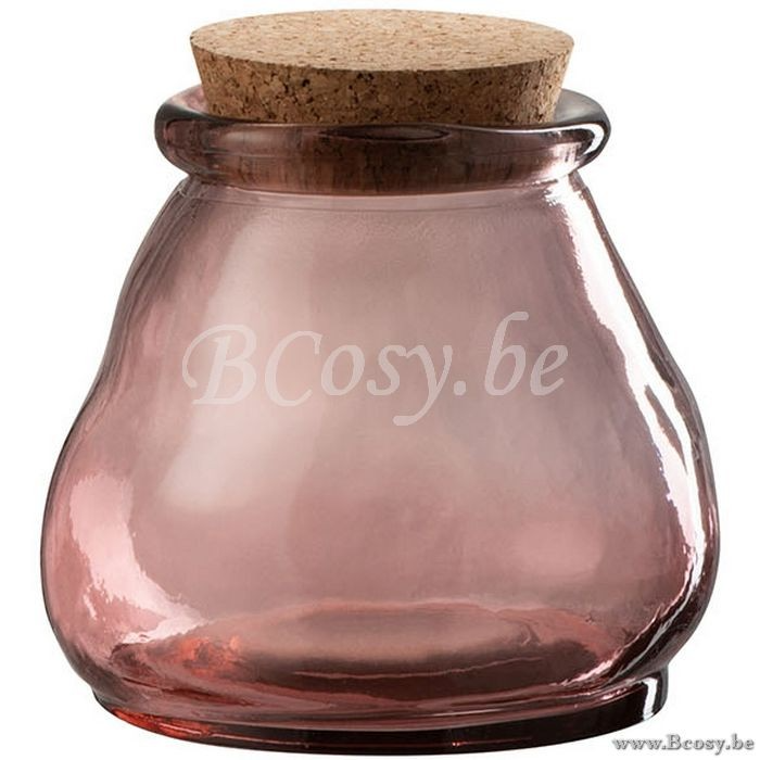 J Line Voorraadpot Glas Zalm Small 12h Jline By Jolipa 4202 Voorraadpotten Potten Pots A De Provision Storage Jars Vorratsdosen Vorra In 2020 Voorraadpotten Glas Vazen