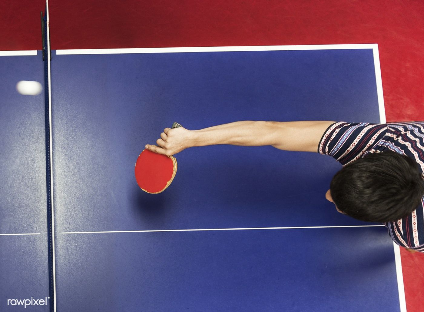 Download Premium Photo Of Asian Guy Playing Table Tennis 49527 Table Tennis Tennis Ball Play Tennis