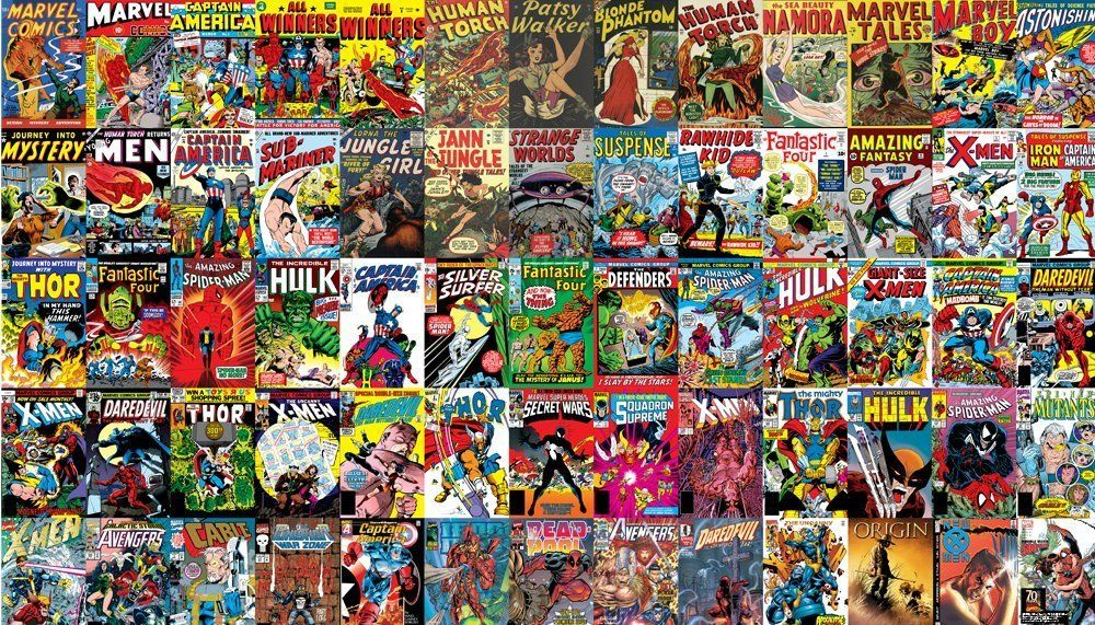 17 Best images about Superhero Decor on Pinterest Spiderman comic books  Find a room and Superhero. Marvel Comic Wallpaper For Walls