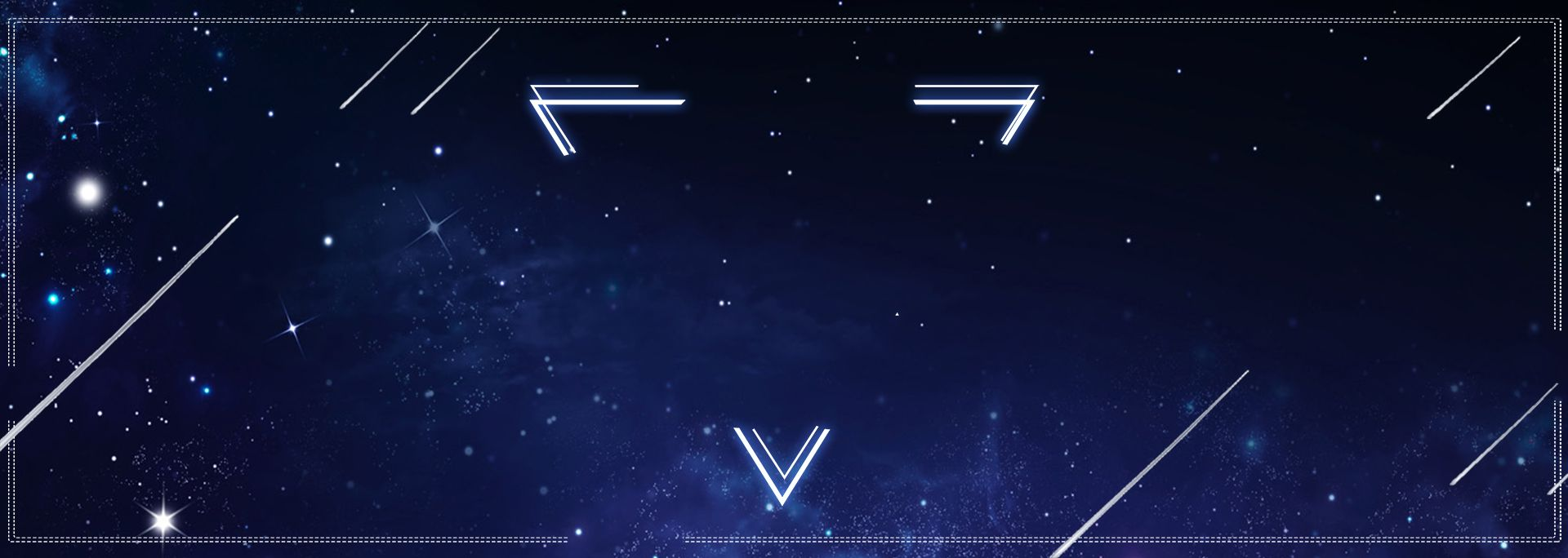 Cartaz De Azul De Geometria Vivida De Arte De Estrelas Finas Imagens Para Banner Fundo Para Banner Design Do Youtube