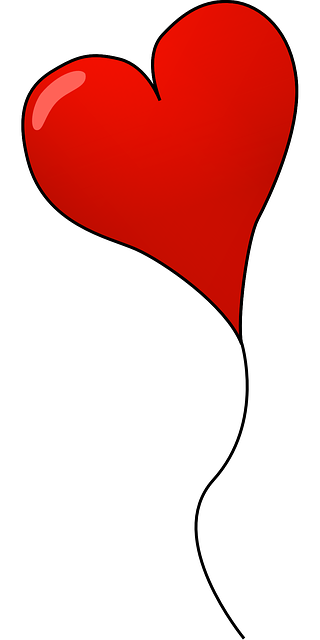 Download Free Image on Pixabay - Balloon, Heart, Love, Red, Helium ...