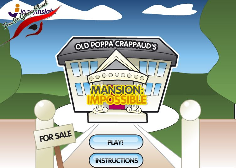 Play Mansion Impossible Game Online Free Play Best Puzzle Games