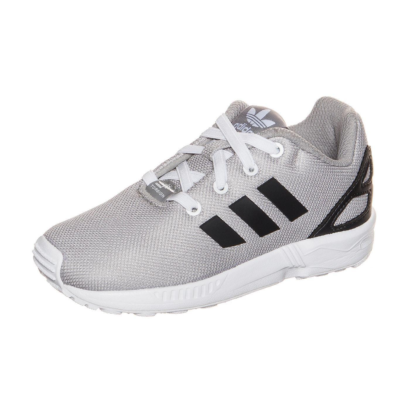 Adidas Zx Flux Grau Schwarz