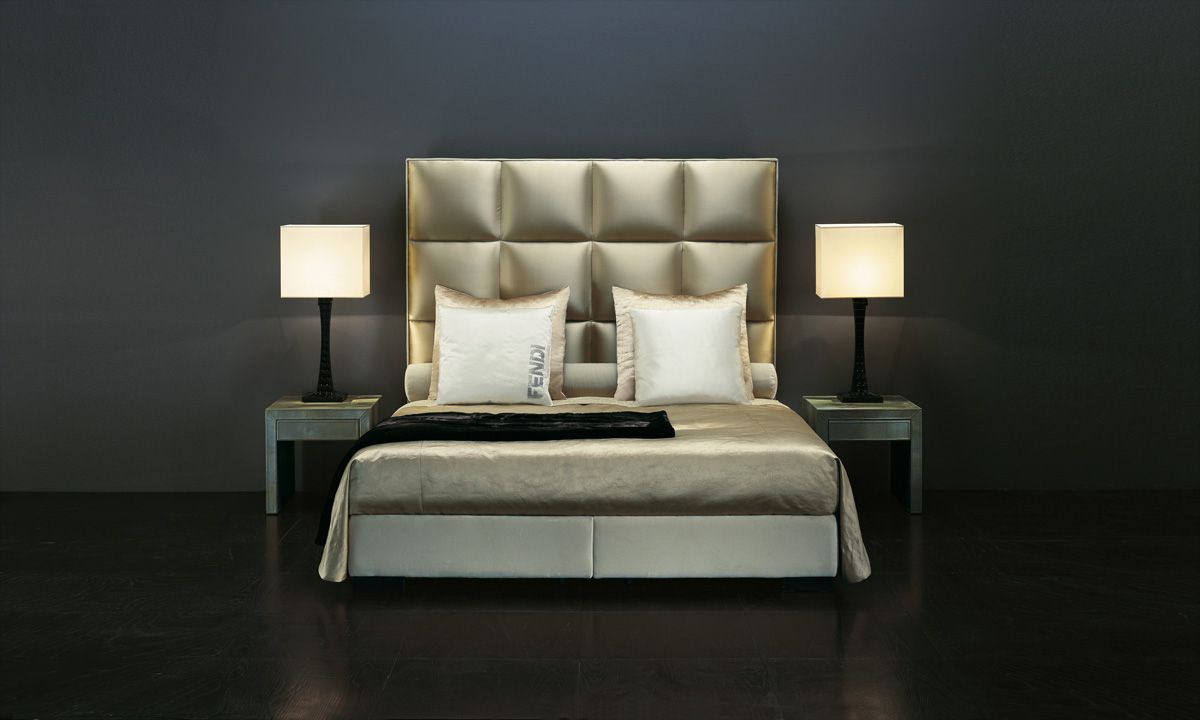Fendi casa diamante furniture pinterest bedrooms for Fendi casa bedroom