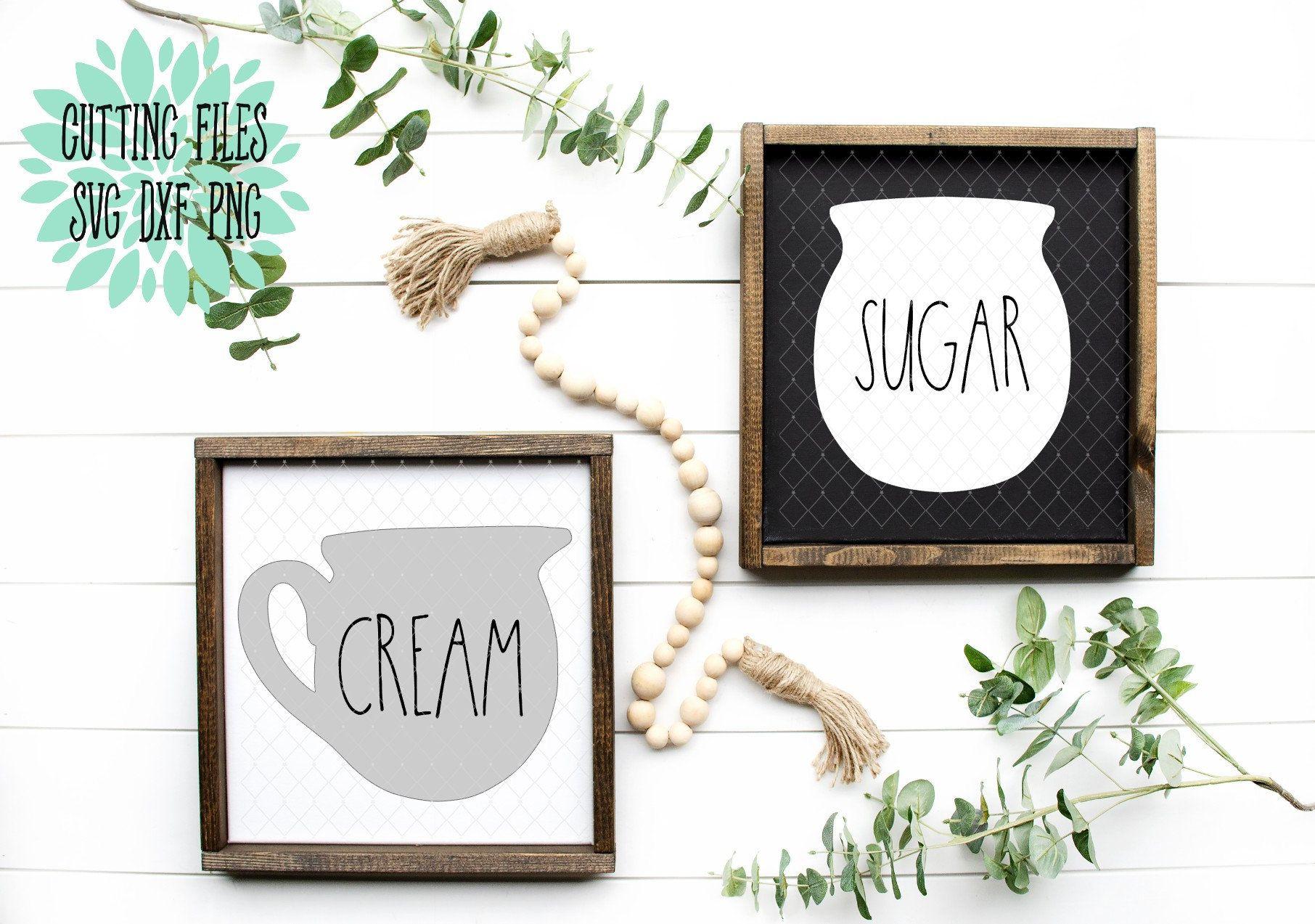 Download Farmhouse Svg,Cream and Sugar Decanters Svg,Cricut Svg ...