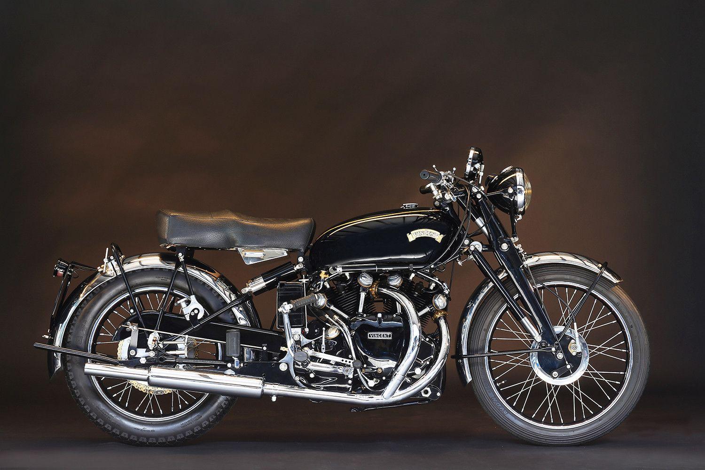 1951 VINCENT 1000Cc Black shadow | Motorcycles | Vincent