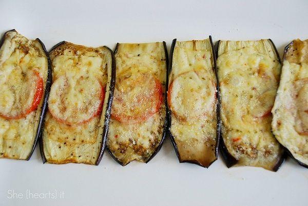 Baked Eggplant #eggplant (via @Anjaydo )