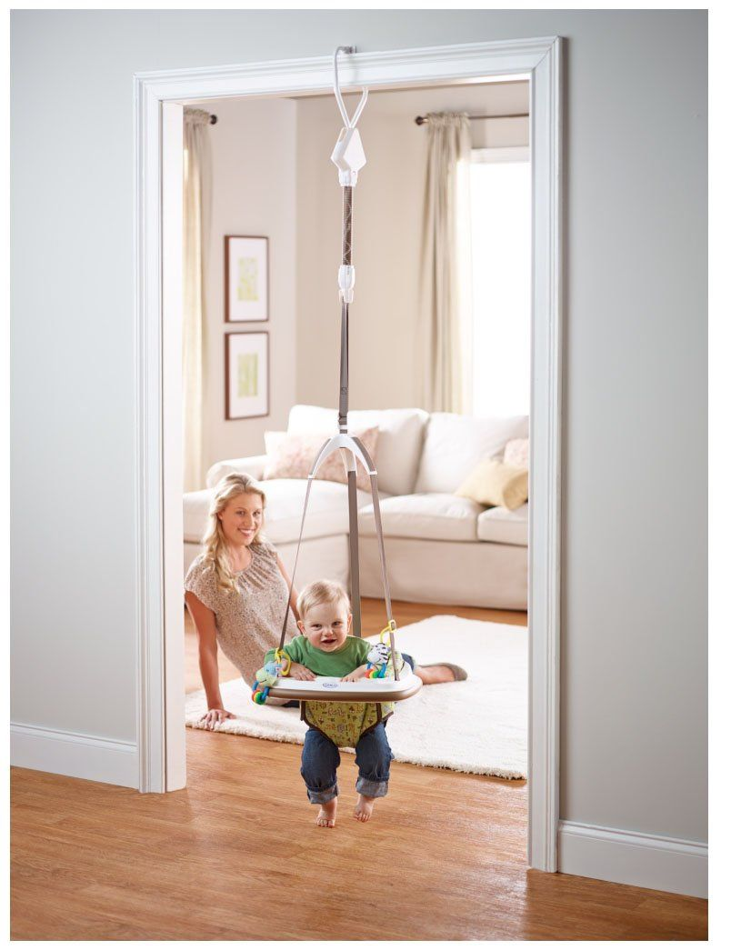 b5652ba9985e Graco Door Jumper - Little Jungle