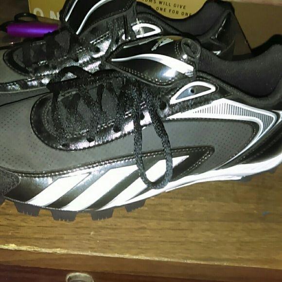 Baseball cleats NWOT Adidas Shoes Athletic Shoes
