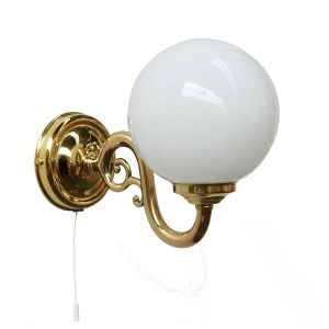 From Our Traditional Lighting Range Manufactured In Ireland This Brass Wall Light Com Traditional Lighting Traditional Wall Lighting Traditional Dining Rooms
