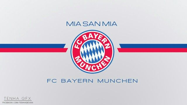 Bayern Munchen Munich Bayer De Munique Mia San