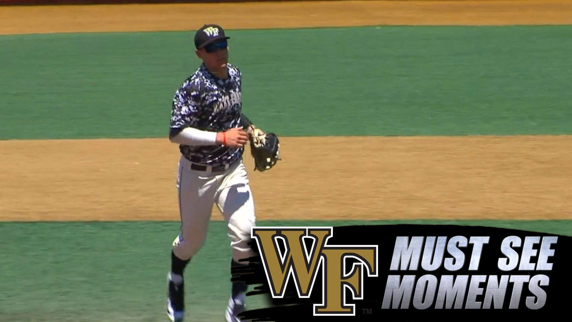 Keegan Maronpot makes an incredible leaping catch at third base for Wake Forest in their upset win over Florida State in this ACC Must See Moment! Watch Maronpot rob Quincy Nieporte of extra bases by soaring to make the amazing grab!