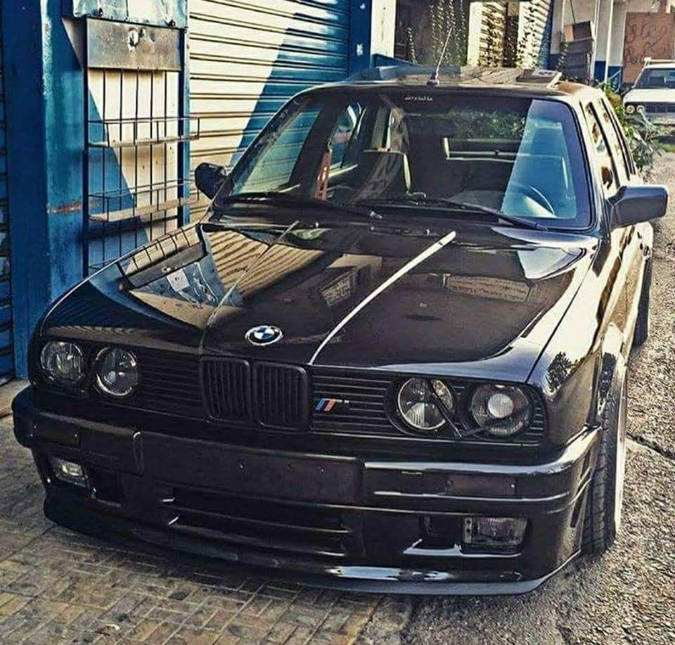 Bmw E30 3 Series Black Bmw E30 Bmw E30 Coupe Bmw Cars