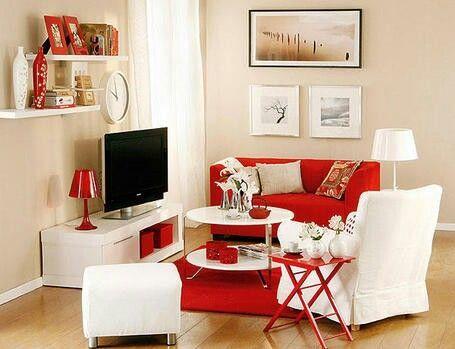 27 Ideas geniales para decorar y organizar un living pequeño ...