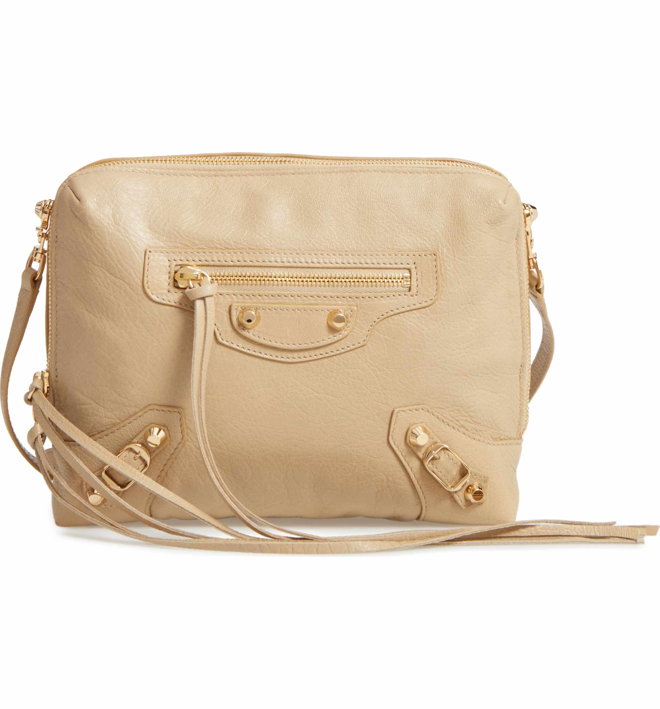4b09327fa63 Balenciaga Classic Reporter Leather Camera Bag   F W Fashion ...