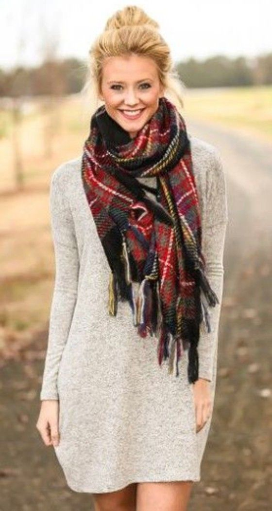 50 Stylish Fall Outfits For Women Style Fashion Plaid
