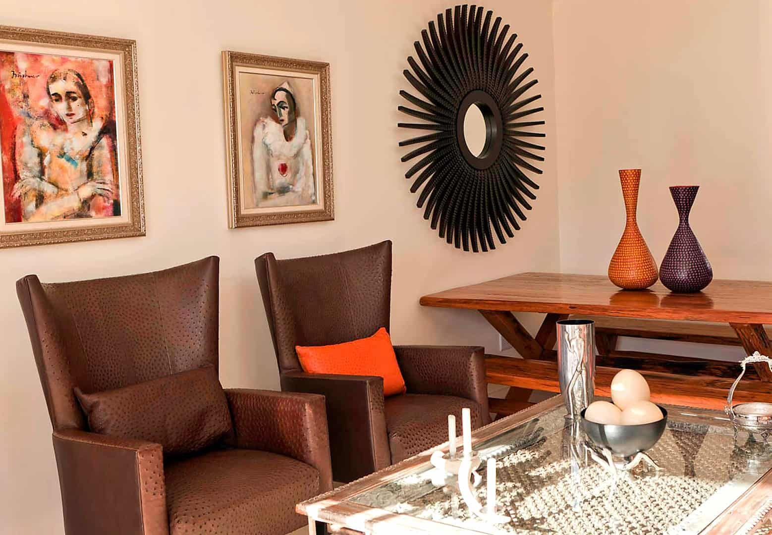 African Beaded Arm Chairs Yoruba People Nigeria In This Post We Will Be Showcasing Some Af African Furniture African Living Rooms African Interior Design African decor dining room