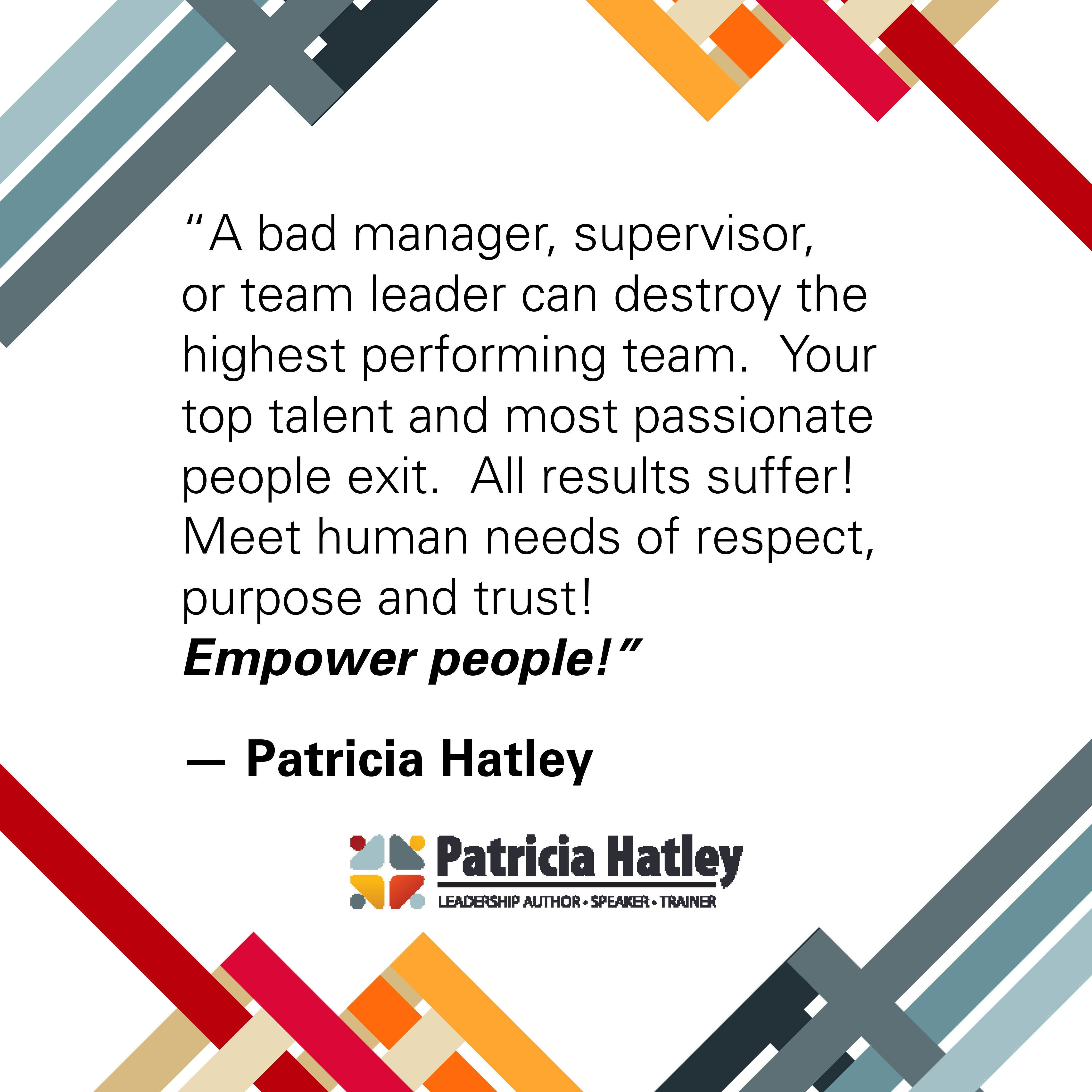 Managers Supervisors And Team Leaders Must Possess Leadership