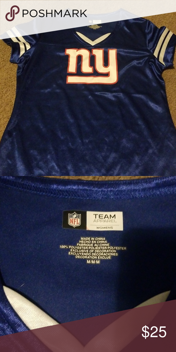 93489e460 New York Giants Jersey New York Giants Jersey NFL Tops Tees - Short Sleeve