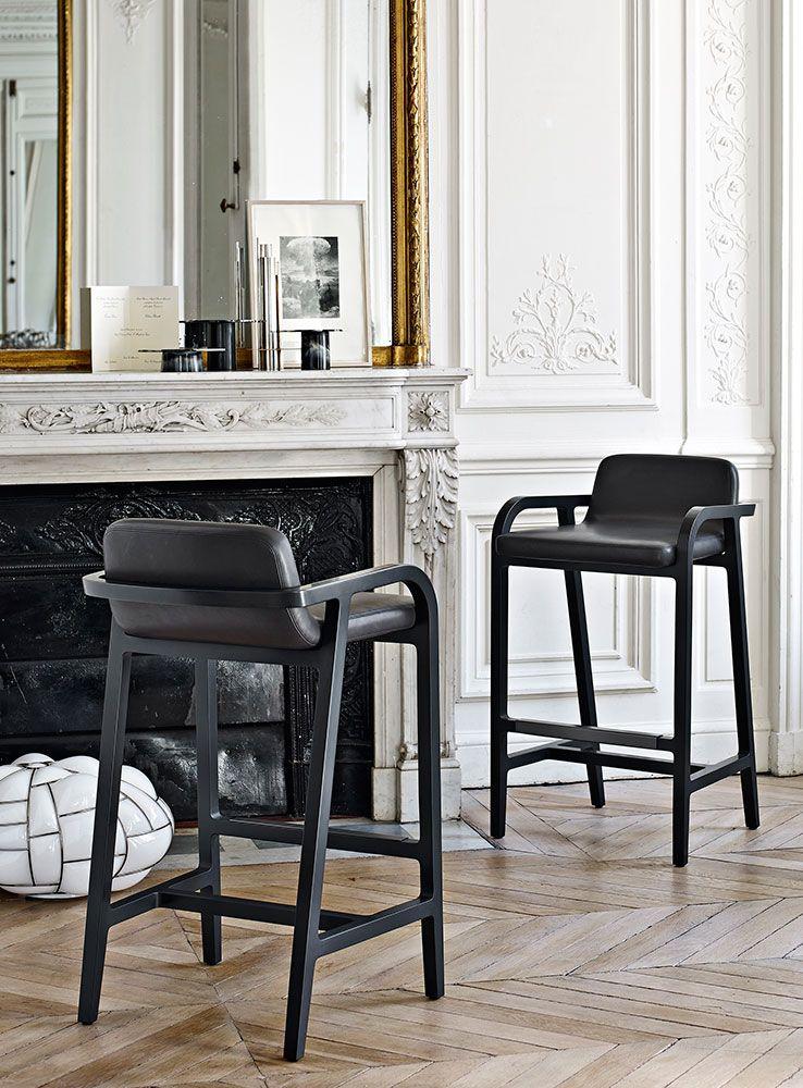 recliner chair covers spotlight hammock swing stand stool: fulgens - collection: maxalto design: antonio citterio | furniture pinterest stools ...