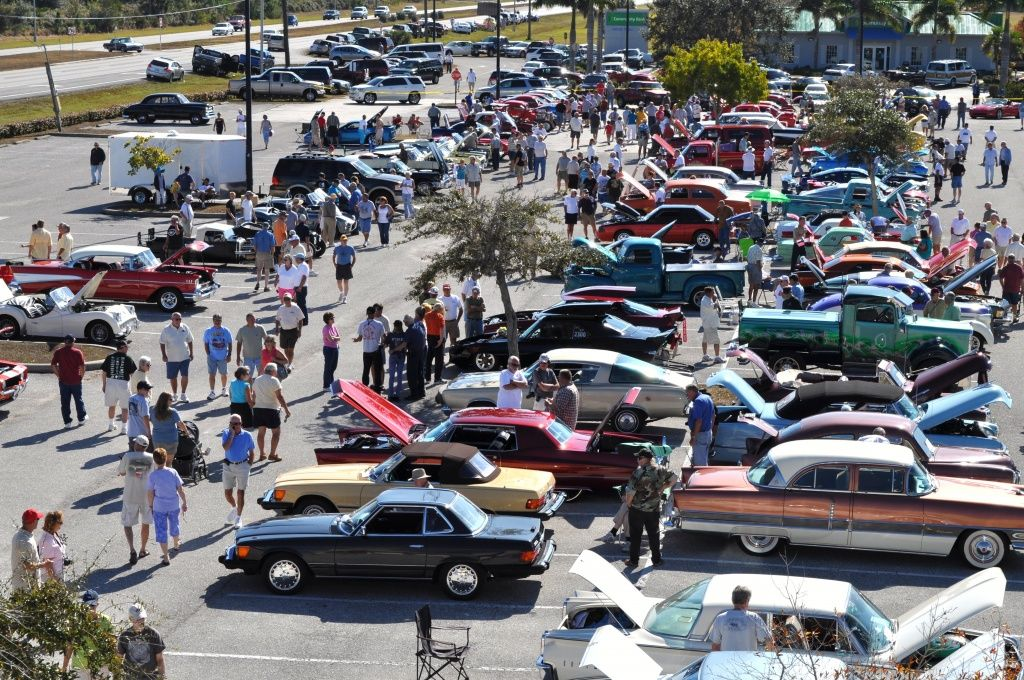 Muscle Car City Is One Man S Dream Car Collection Punta Gorda