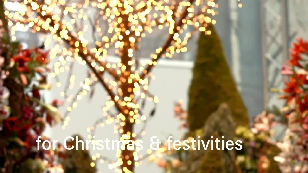 Register now for Christmasworld 2017! Visit the leading international trade show for all of your seasonal and holiday decorative needs in Frankfurt, Germany. And now you can find fresh flowers and floral decorations at Floradecora, which is held parallel to Christmasworld. So sign up today! #Christmasworld (Sponsored)