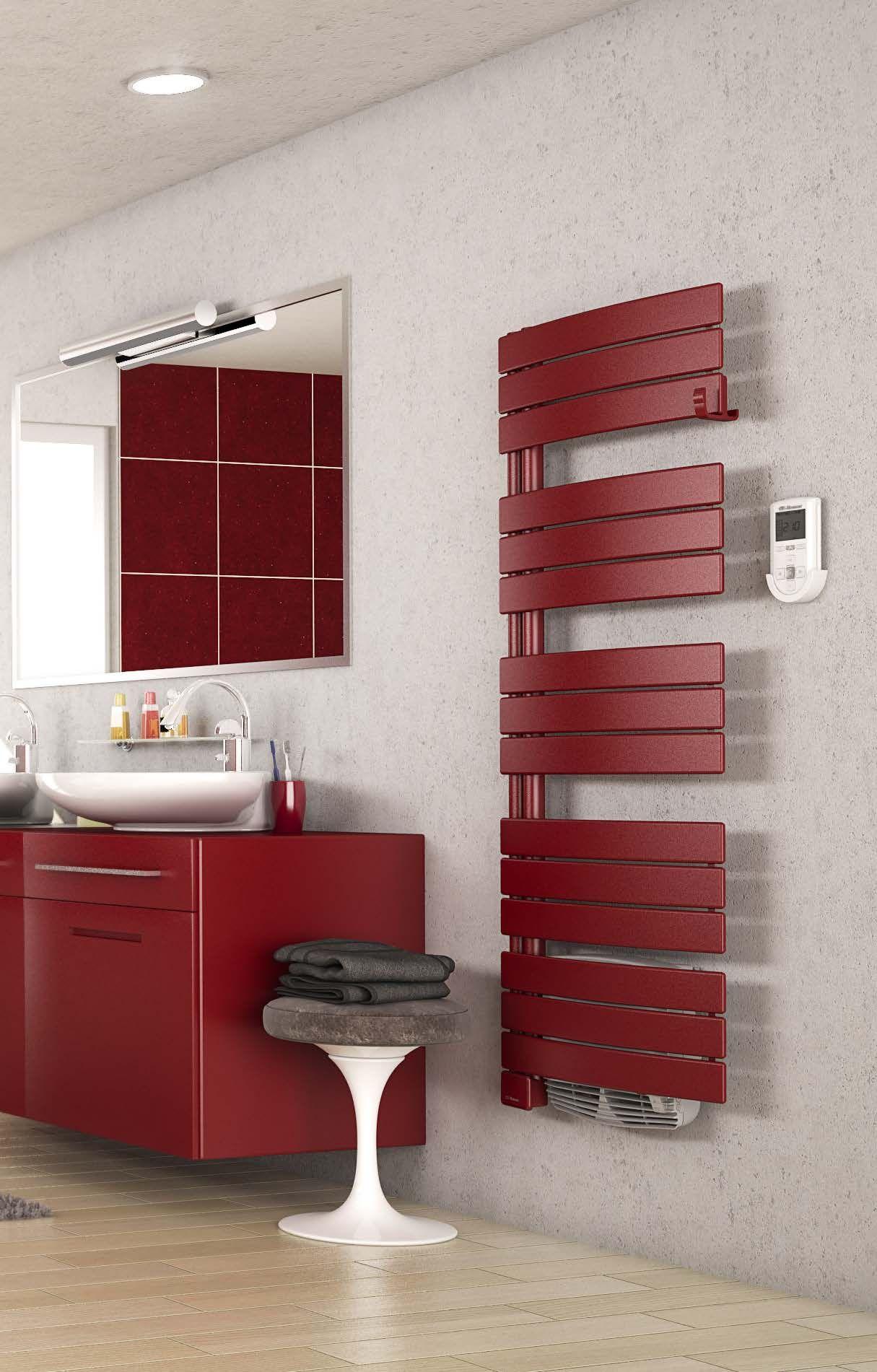 Sèche-serviettes design. Une salle de bains où il ne fait jamais ...