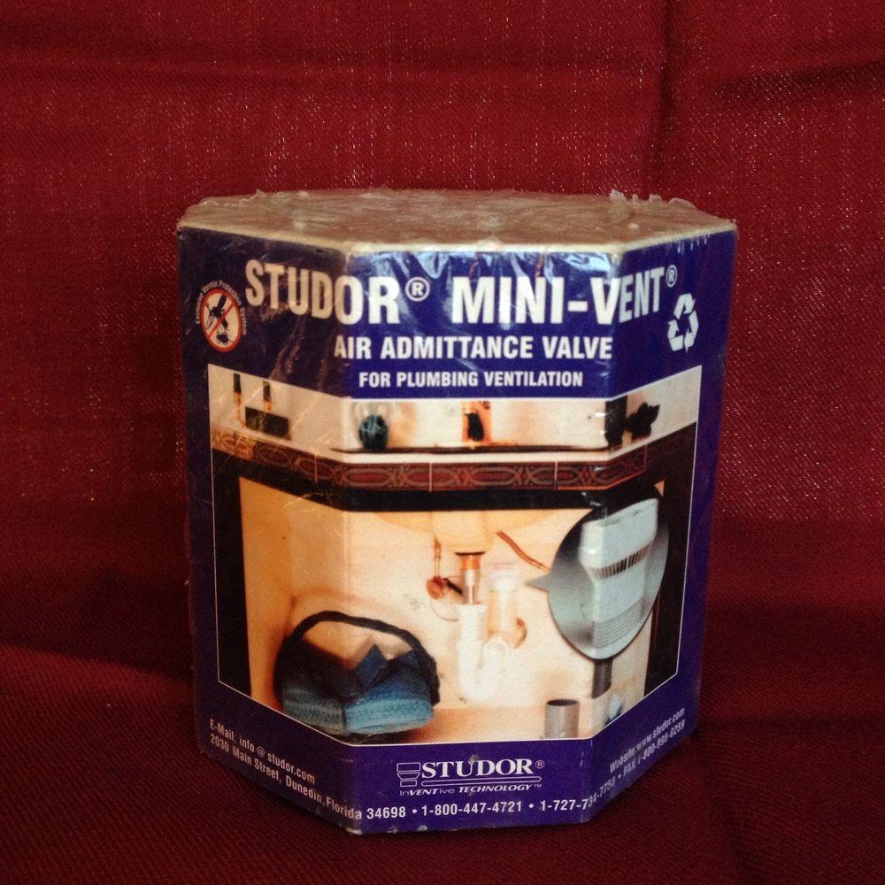 Studor mini vent air admittance valve fits