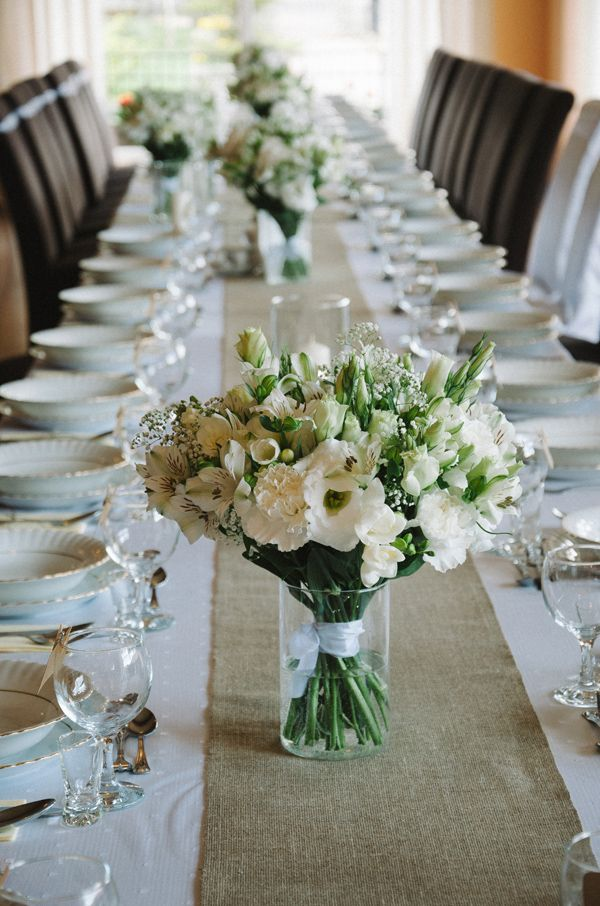 Pin By Magda Jokiel On Wedding Inspirations Wedding Decorations Fresh Flowers Arrangements Wedding Centerpieces