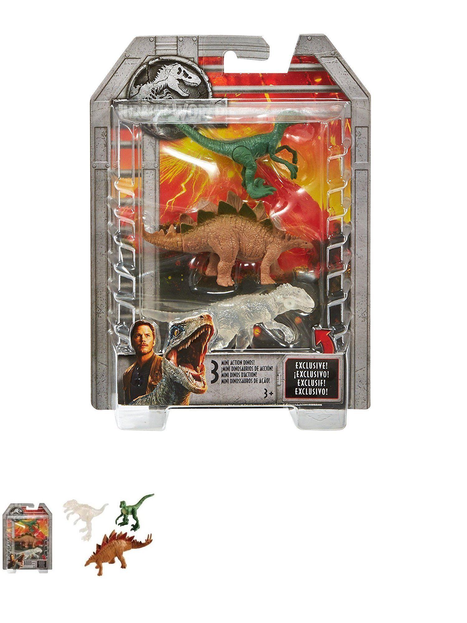 Animals and Dinosaurs 175692 Jurassic World Stegosaurus