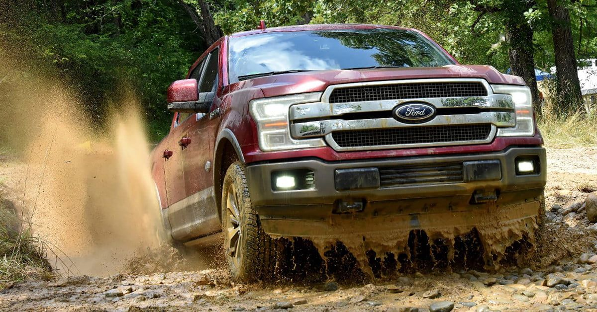 Ford's newest diesel V6 F150 answers the call with