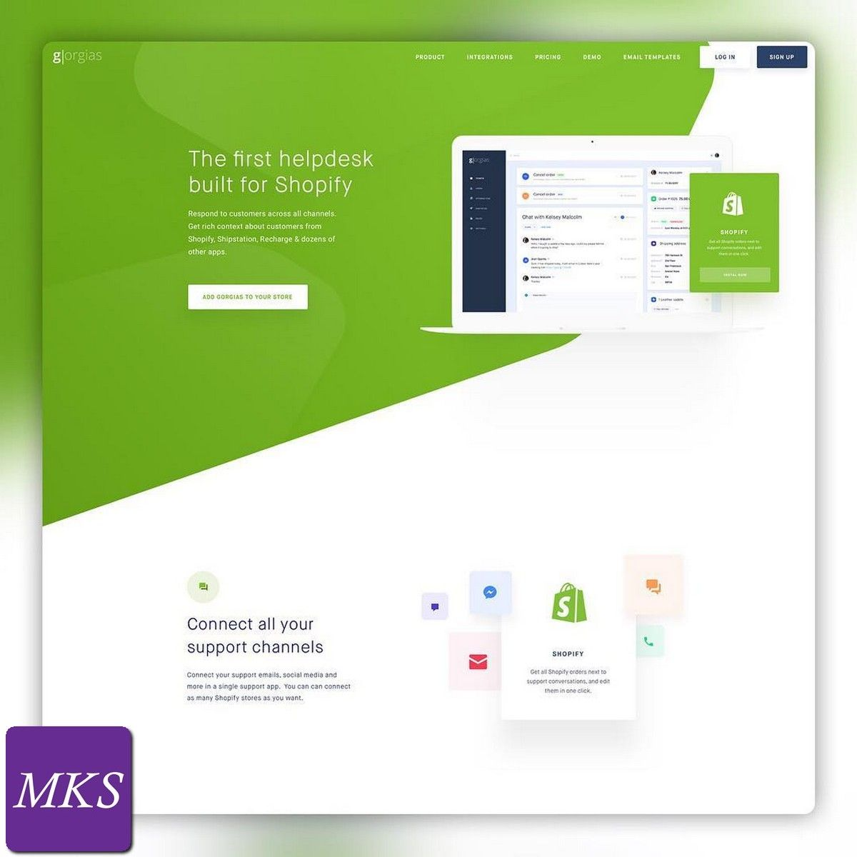 Visit us for more web design! -- MKS Web Design -- #mkswd
