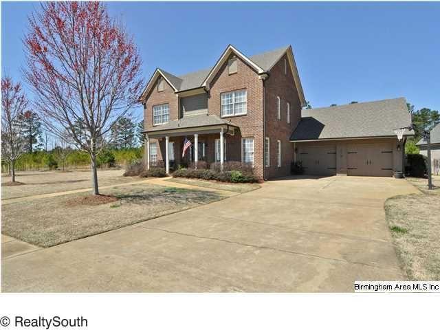 640 Lakeridge Dr UNIT 800, Trussville, AL 35173 - American dream! Level lot, classic architecture, space galore!