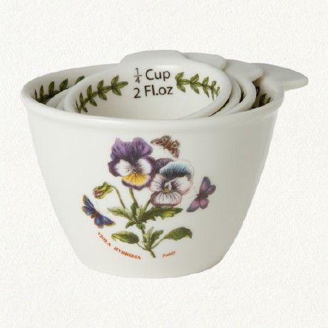 Botanical Measuring Cups