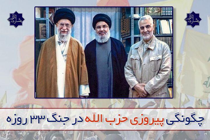 چگونگی پیروزی حزب الله در جنگ 33 روزه Islamic Republic Fictional Characters Islam