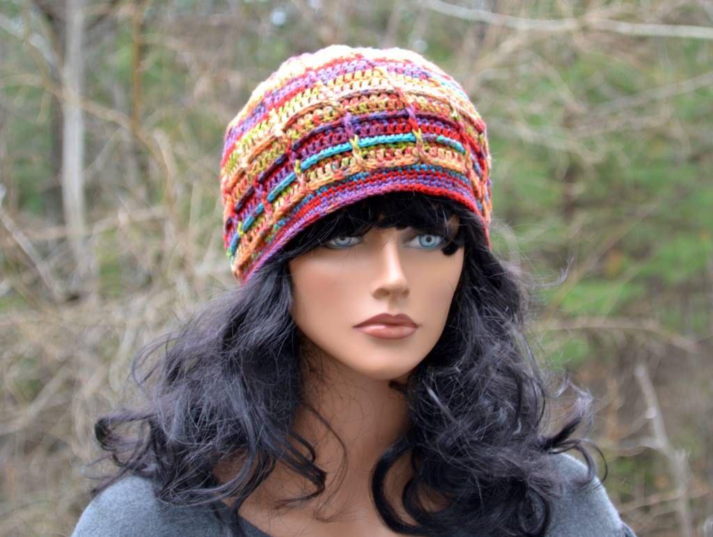 Berühmt Häkeln Hippie Stirnband Muster Fotos - Strickmuster-Ideen ...
