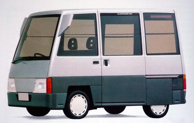1989 Daihatsu Hijet Dumbo Kyokujitsu Pinterest Daihatsu Cars