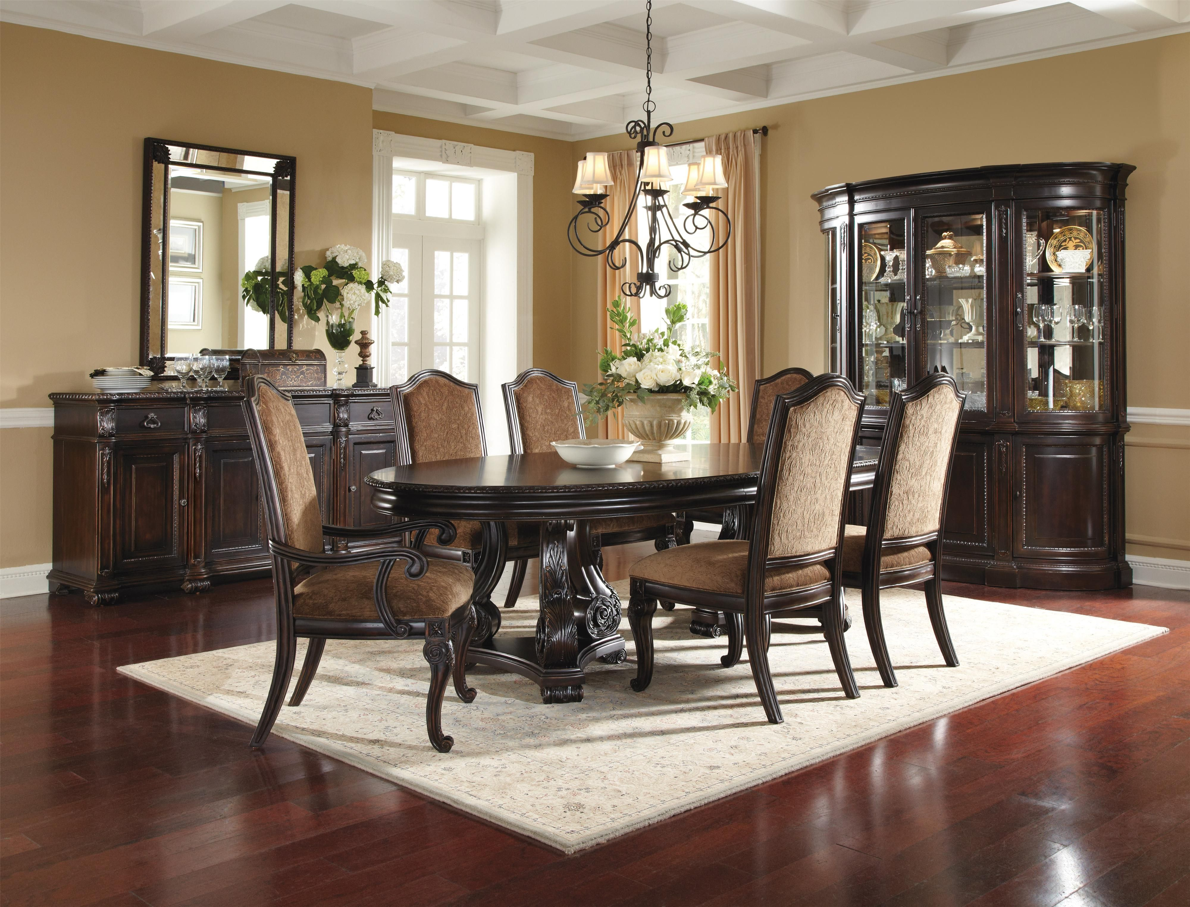 dining room with dARKER hardwood floors Google Search