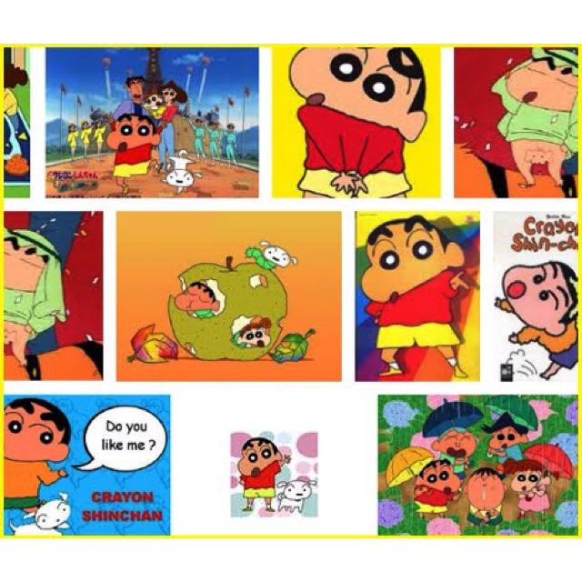 Blast From The Past - Crayon Shin Chan