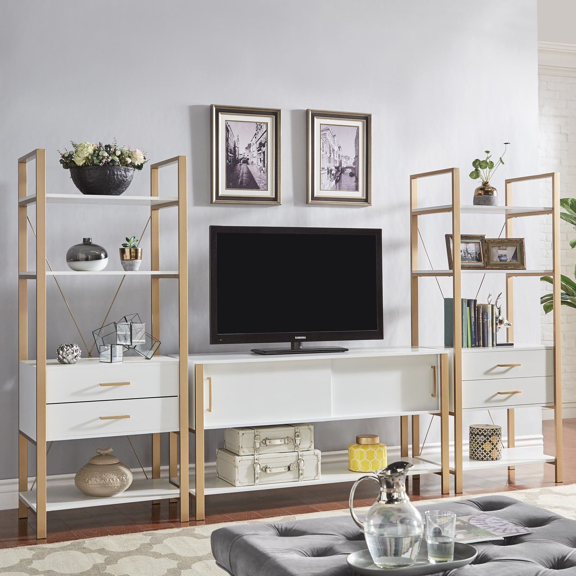 Our Best Living Room Furniture Deals Living Room Entertainment Center Living Room Entertainment Entertainment Center
