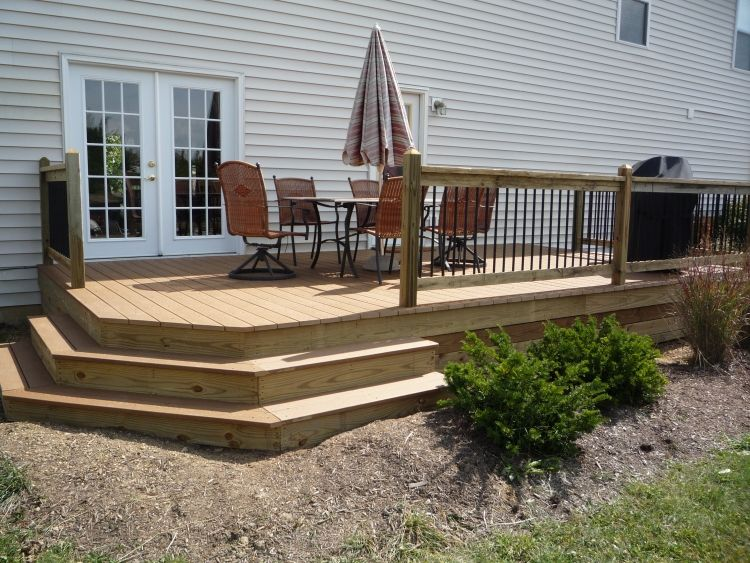 patio/deck ideas